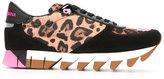 Dolce & Gabbana 'Capri' trainers - women - Calf Leather/Leather/Polyamide/rubber - 37