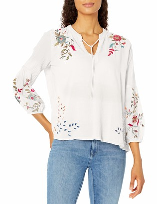 Johnny Was 3J Workshop Women's Blouse