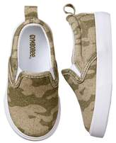 Gymboree Camo Sneakers