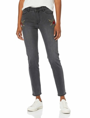 Find. Women's Slim fit Mid Rise Jeans