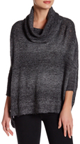 Sisters Light Gray Cowl Neck Sweater