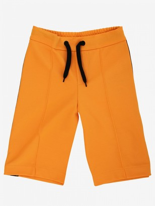 Fendi Jogging Shorts With Drawstring