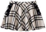 Kate Spade Girls' Plaid Shirt W/ Buttons, Size 2-6