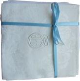 One Kings Lane Vintage Linen Napkins w/ Monogram, S/6