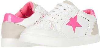 Mia Alanis (Little Kid/Big Kid) (White) Girl's Shoes