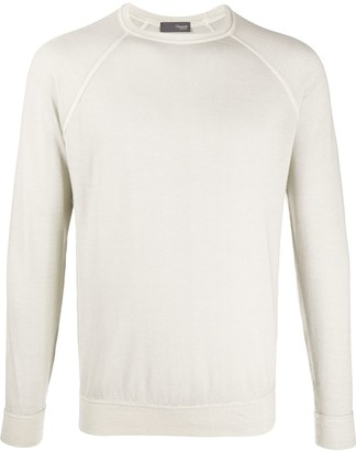 Drumohr Long-Sleeve Fitted Jumper