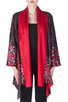 Joseph Ribkoff Reversible Kimono Cover Up
