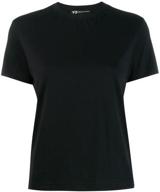 Y-3 logo print T-shirt
