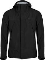 Junya Watanabe Man Black Gore-tex Shell Jacket