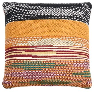 Missoni Home Yalin Striped-jacquard Cushion - Blue Multi