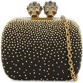 Alexander McQueen Studded leather mini clutch