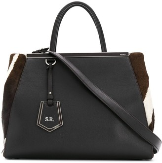 Fendi Pre Owned 2Jours tote