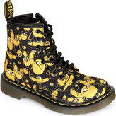 Dr Martens Delaney Adventure Time Leather Boots 6-9 Years