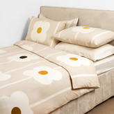 Orla Kiely Abacus Print Duvet Cover - Sand - Single