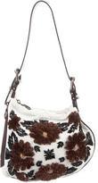 Fendi Beaded Oyster Bag