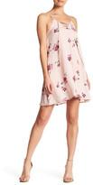 Mimichica Mimi Chica Lace-Up Swing Dress