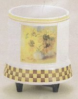 Crazy Mountain Summer Blooms Votive Warmer