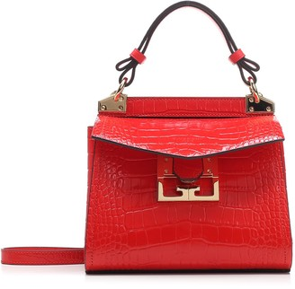 Givenchy Mini Mystic Embossed Tote Bag