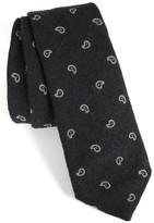 Alexander Olch Paisley Silk Tie