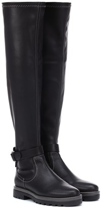 See by Chloe Dakota faux leather boots