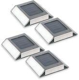 Bed Bath & Beyond Solar Pathway LED Lights (Set of 4)