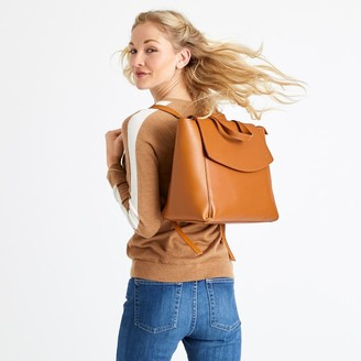 Mark And Graham Everyday Italian Leather Convertible Backpack