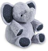 Lambs & Ivy Elephant Plush Toy in Indigo