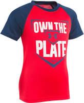 Under Armour Little Boys Plate-Print T-Shirt