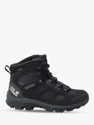 Jack Wolfskin Vojo 3 Texapore Women's Waterproof Walking Boots, Phantom/Black