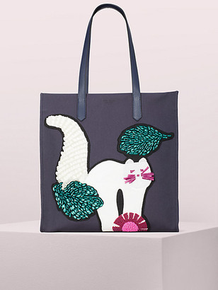 Kate Spade Kitt Embellished Extra Large North South Tote