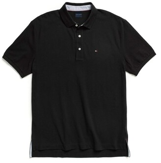 Tommy Hilfiger Men's Adaptive Polo Shirt with Magnetic Buttons Classic Fit