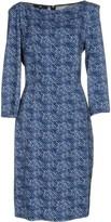 Elisabetta Franchi Knee-length dresses - Item 34738781