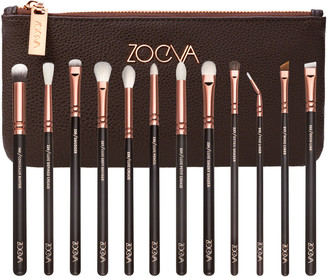 Zoeva Rose Golden Complete Eye Brush Set (Vol. 1)