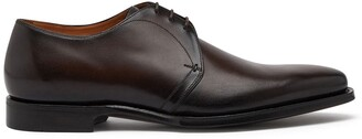Dolce & Gabbana leather Oxford shoes