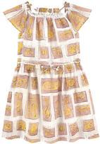 Burberry Signature print dress