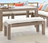 Pottery Barn Dining Bench