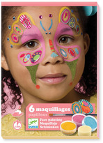 Djeco Butterfly Makeup - Set of 6