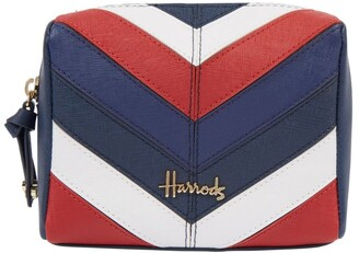 Harrods Union Jack Stratford Cosmetic Bag