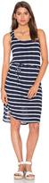 Splendid Huntington Stripe Rib Tank Dress