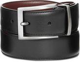 Perry Ellis Men's Leather Reversible Belt