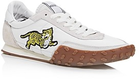 Kenzo Men's Move Tiger Low-Top Sneakers
