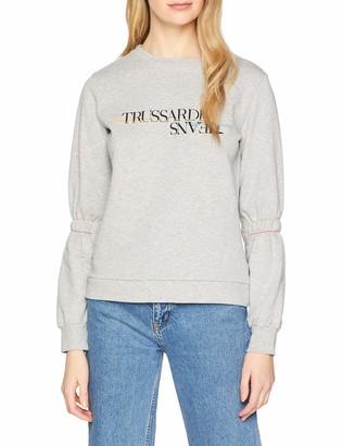 Trussardi Jeans Women's Fleece Sweatshirt Skirt