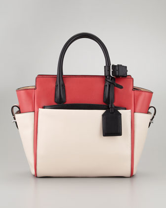 Reed Krakoff Atlantique Mini Tote Bag, Multicolor