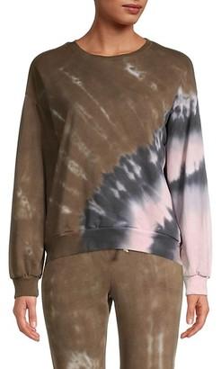 Lea & Viola Tie-Dye Sweatshirt