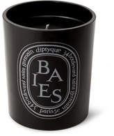 Diptyque Black Baies Scented Candle, 300g - Black