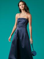 Diane von Furstenberg Flare Midi Gown