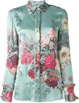 Antonio Marras floral print shirt