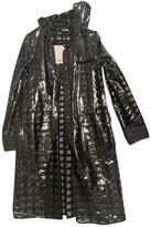 Les Benjamins Black Coat for Women
