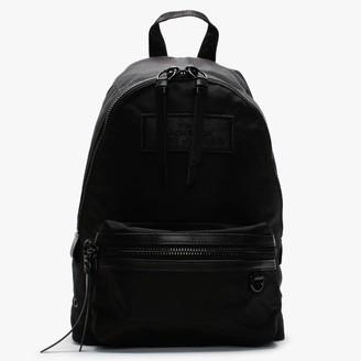 Marc Jacobs Medium DTM Black Nylon Backpack