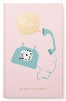 Kate Spade Hello Address Book - Pink